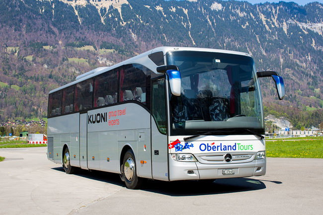 Zoom: Oberland Tours | Mercedes Tourismo RHD