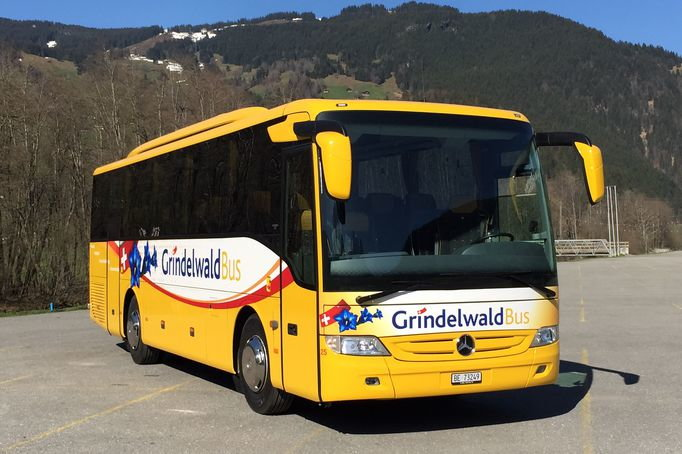 Zoom: Grindelwald Bus | Mercedes Tourismo K